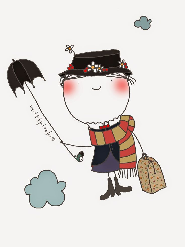 Mary Poppins by misspink