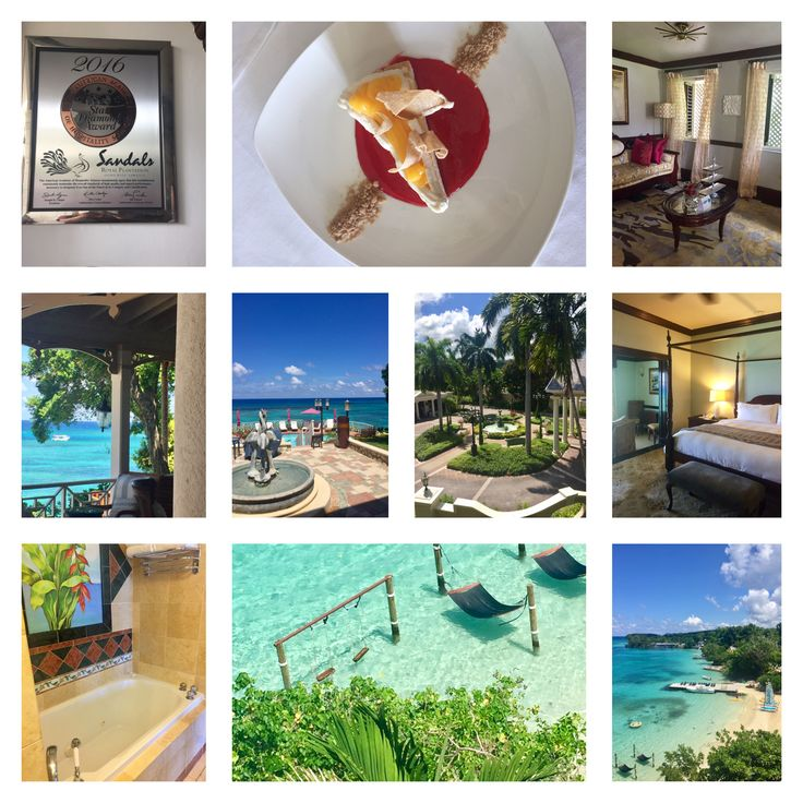 Ocho Rios-Sandals Royal Plantation. Koloniale sfeer, rust en klasse. Mooi strand, zeer goede keuken en service.