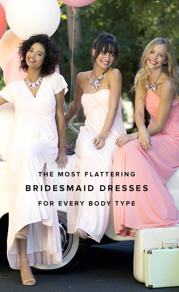 Bridesmaid dresses that feel like jammies but look like perfection? They do exist! Check out our newest collection of insanely flattering luxe stretch knits. They're so cozy you may end up wearing them from am to am. #nojudgement