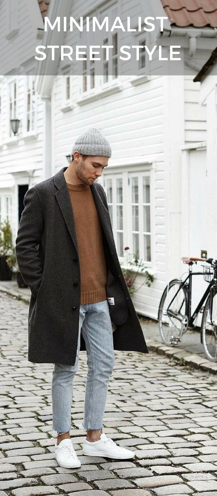 1bdbff9c1 15 Winter Looks For Minimalist in 2019 | Gent's | Mens fashion:__cat ...