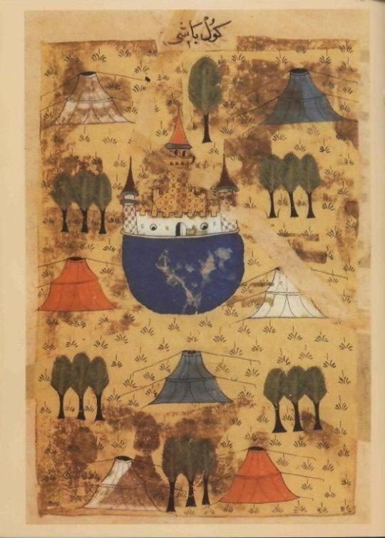 Matrakçı Nasuh-Estergon Kalesi'nin Fethi-1543