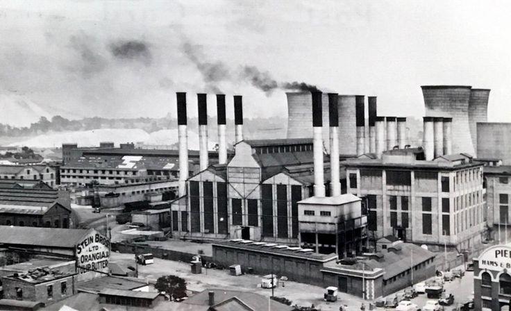 Newton Power Station.