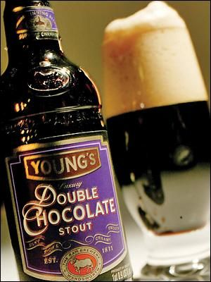 Youngs Double Chocolate Stout...YES