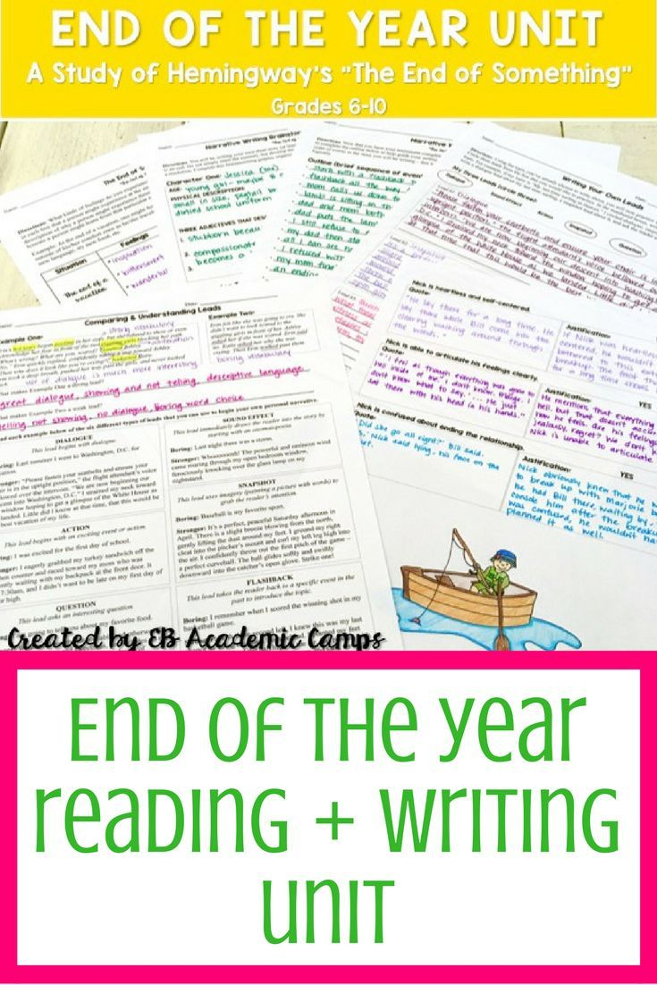 must see high school writing pins th grade writing th end of the year activities unit for middle school