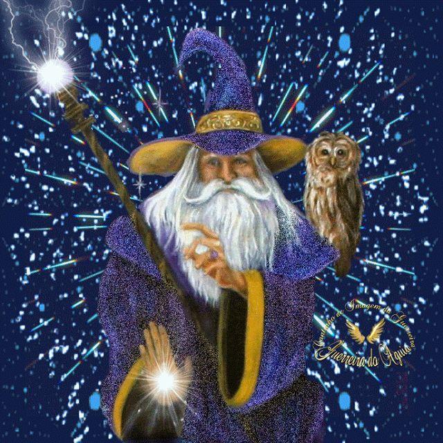 великий волшебник картинки