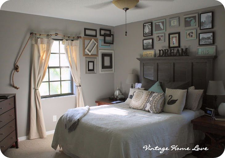 TOP 10 Decorative DIY Curtain Designs via @Topinspired