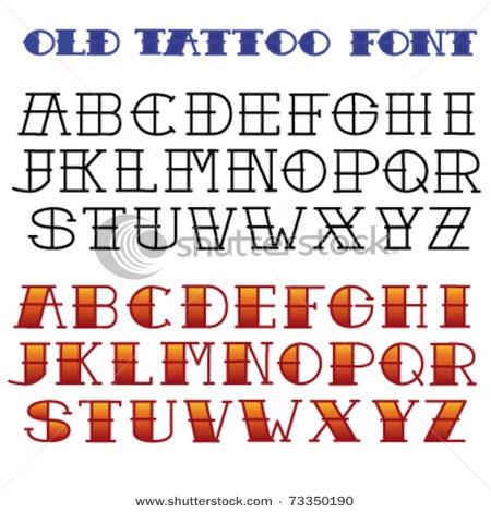 #font #alphabet #typography