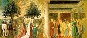 "New artwork for sale! - "" Procession Of The Queen Of Sheba And Meeting Between The Queen Of Sheba And King Solomon 1464 by della Francesca Piero "" - http://ift.tt/2BnzVC4"