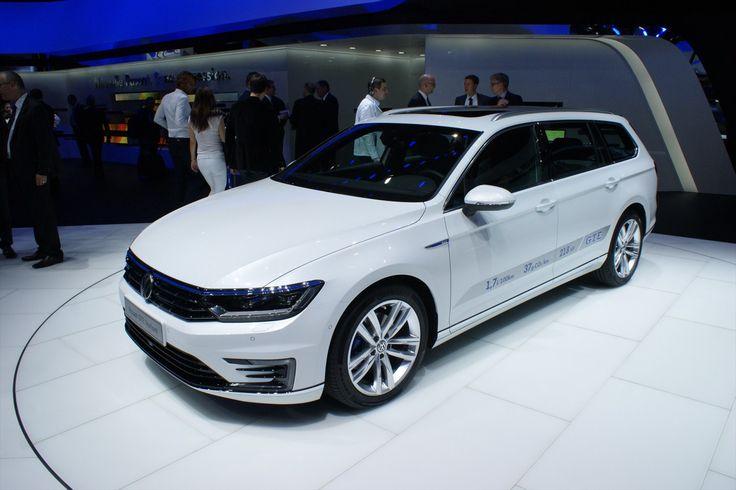 Paris 2014: Volkswagen Passat GTE