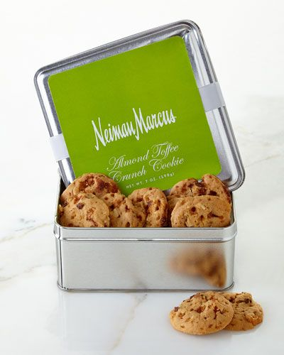 Q51WH Almond Toffee Crunch Cookies