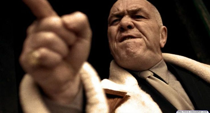 Lenny McLean en Lock, Stock and two smoking barrels