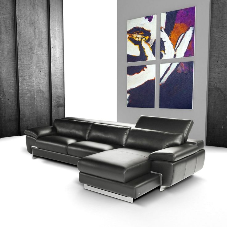 Italian leather sectional set by nicoletti italia for Affordable furniture facebook