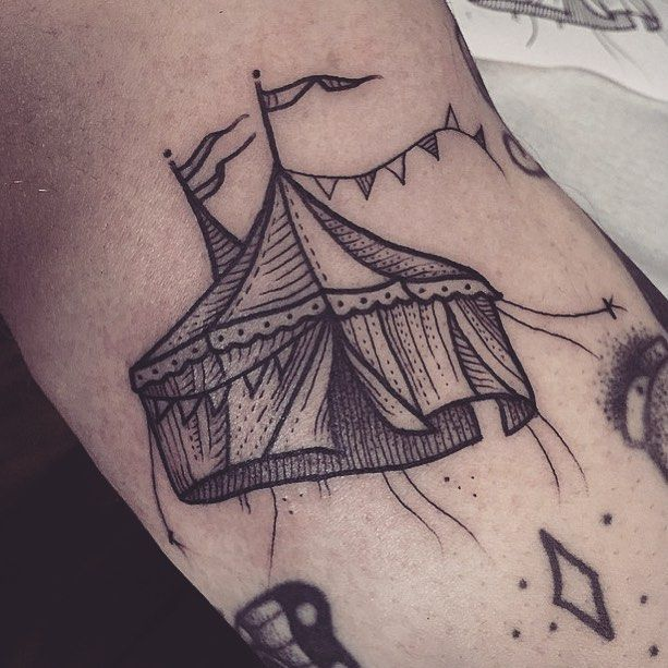 @suflanda tattoos having us dying to read The Night Circus again. @erinmorgenstern #waygothertattoos
