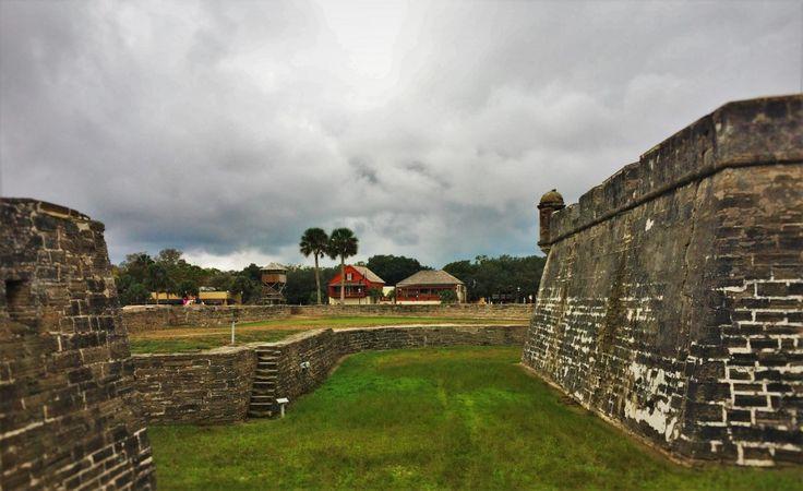 Castillo de San Marcos:  the guardian of St Augustine
