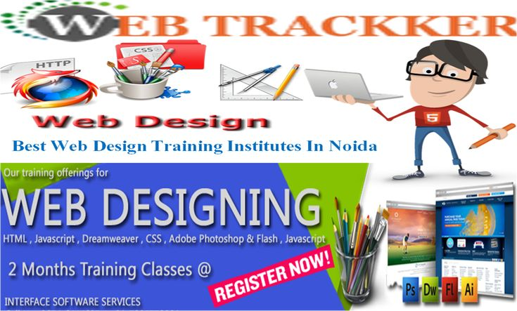 Best Web designing Training Institute in Noida - The manner of planning and growing a website known as Web Design. The paintings include the use of textual content, snap shots, digital media and interactive factors to supply a page like in a browser.
