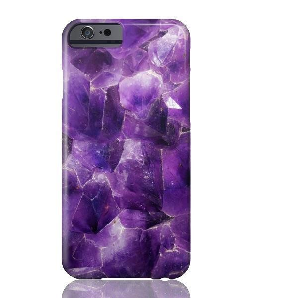 Amethyst Stone Phone Case – iPhone 6/6s Protect yo…