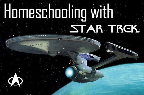 Teaching With Star Trek - Milk and Cookies