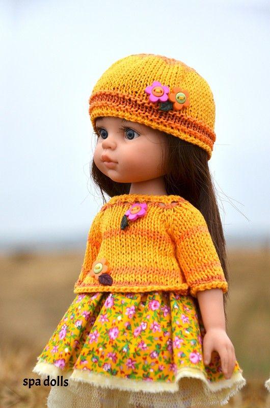 Прогулка с Полиночкой! Игровые куклы Паола Рейна 32 см / Paola Reina, Antonio Juan и другие испанские куклы / Бэйбики. Куклы фото. Одежда для кукол