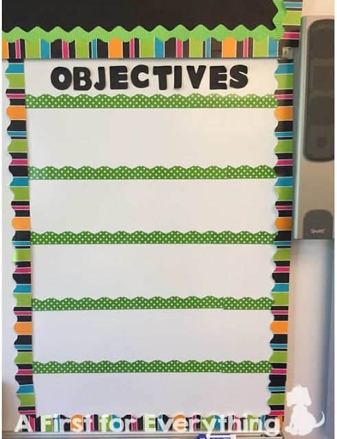 how to make learning objectives measurable