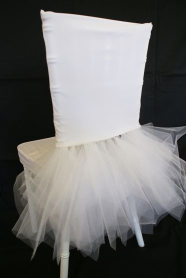 For Tiny Dancer... We could easily make these with a pillow case and tulle.  I would also add a big satin pink ribbon where the pillow case and tulle meets.