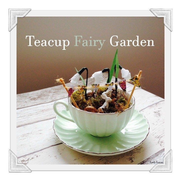 100+ best images about Fairy Garden Mania on Pinterest ...