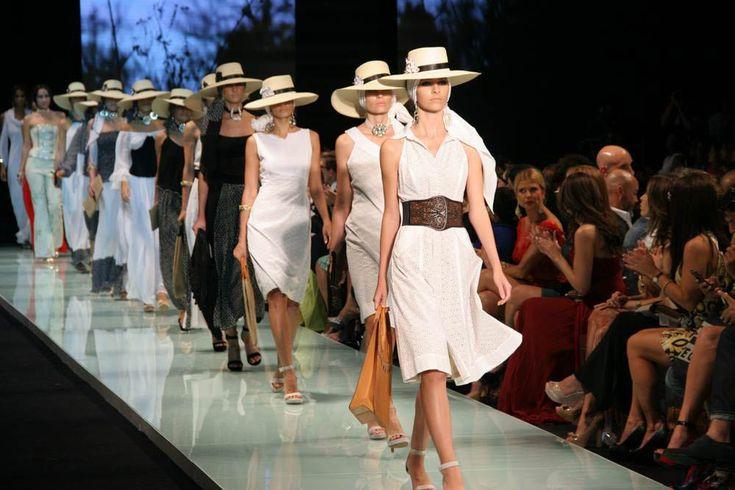 Claudia Bertolero - Runway | Miami Fashion 2014