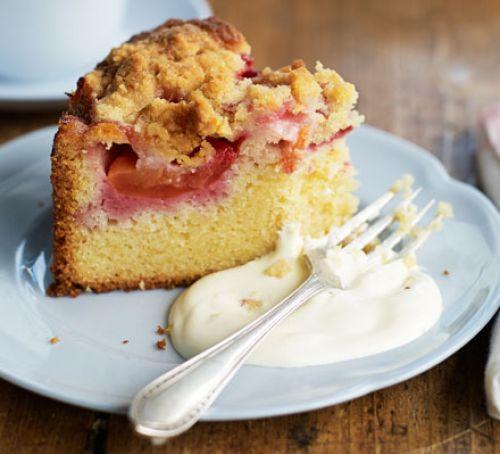 Bbc Good Food Plum Crumble Cake