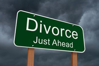 Divorce-procedure