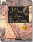 World History Map Activities ... both the homeschool library copy and our own copy are in tatters. Excellent book.