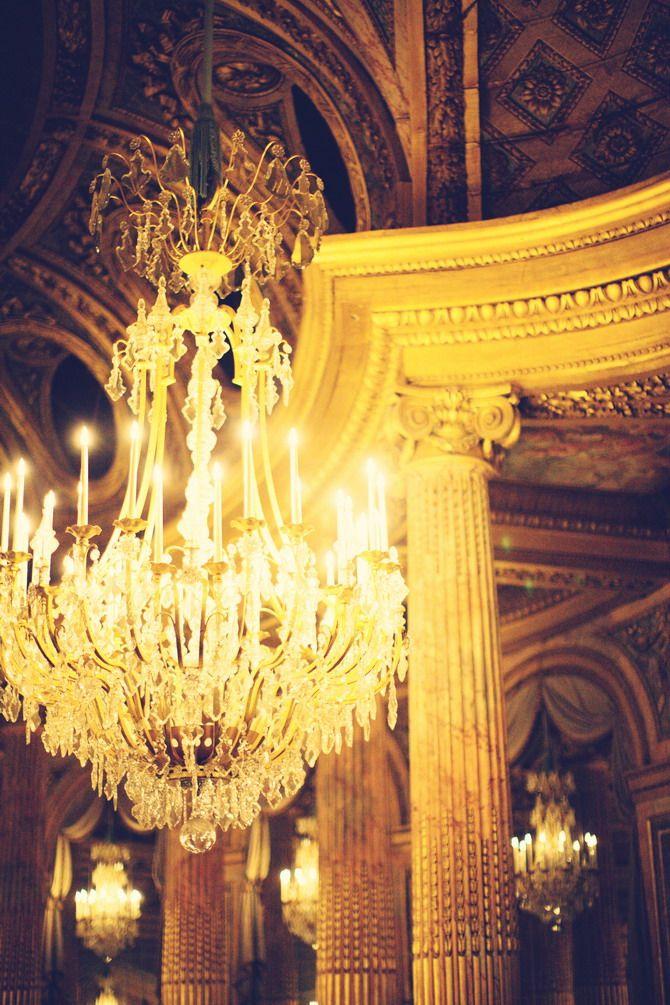 Le Carnaval de Versailles - night