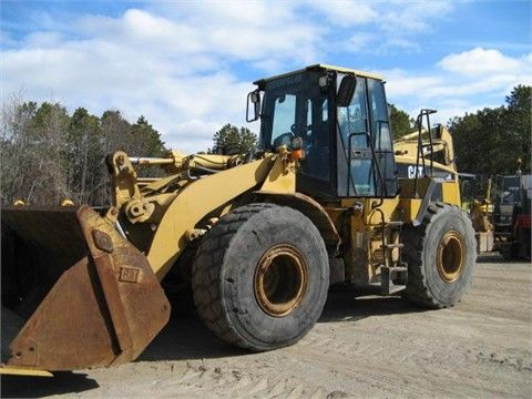 Used 1999 #Caterpillar 950g #Wheel_loader in Yonkers @ http://www.heavy-machinerytrader.com/about-us/