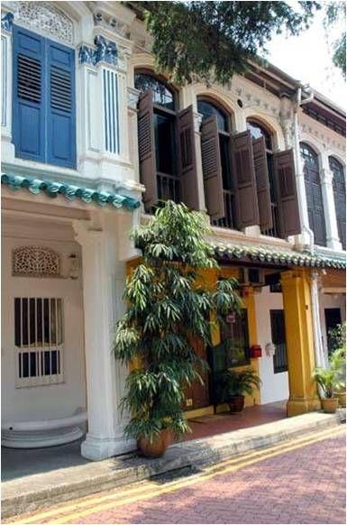 SHOPLIFTER Shophouse, Singapore: circa late 1700's