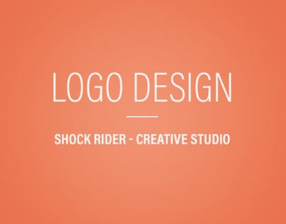 Logo designs from Shock Rider