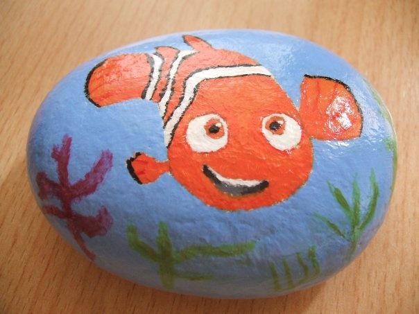 Finding Nemo #crafts #DIY #findingnemo