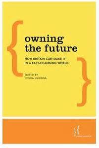 Libro de descarga gratuita, que recoge artículos de personas tan interesantes como Mariana Mazzucato que hablan de apuestas de largo plazo, de la importancia de la educación (también de la educación profesional), de las nuevas infraestructuras del conocimiento que son la llave del futuro, de la importancia crucial de una política industrial… vía @guillerdorron