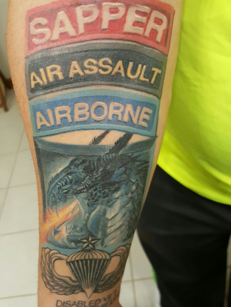 Over 1000 id er om military tattoos p pinterest for 101st airborne tattoos