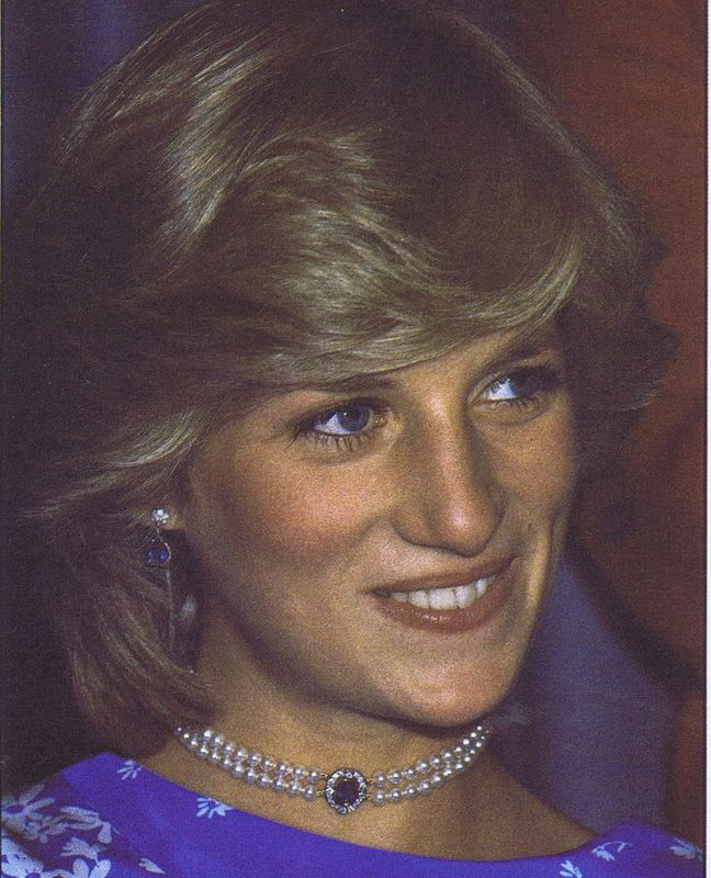 May 24, 1983: Princess Diana attending the Piper Champagne National Hunt Awards at the Dorchester Hotel where Prince Charles presented awards for outstanding feats of horsemanship in the 1982-1983 National Hunt Season