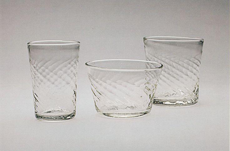 小谷栄次 倉敷ガラス