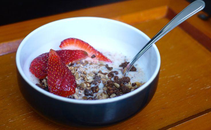buckwheat granola - kaleighskitchen.com