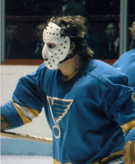 Wayne Stephenson / St Louis Blues