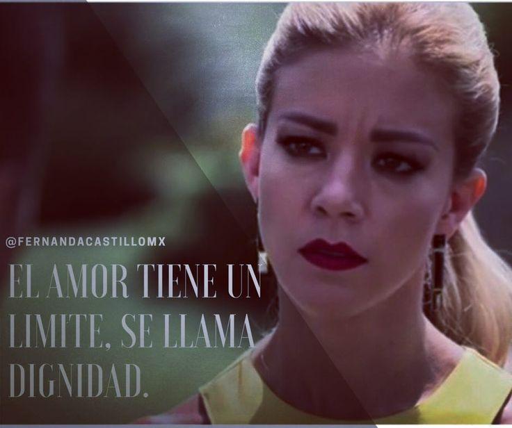 "237 Me gusta, 4 comentarios - FernandaCastilloMX (@fernandacastillomx) en Instagram: ""El límite universal. #cabronacomomonicarobles @fernandacga #esdlc5 #elseñordeloscielos…"""