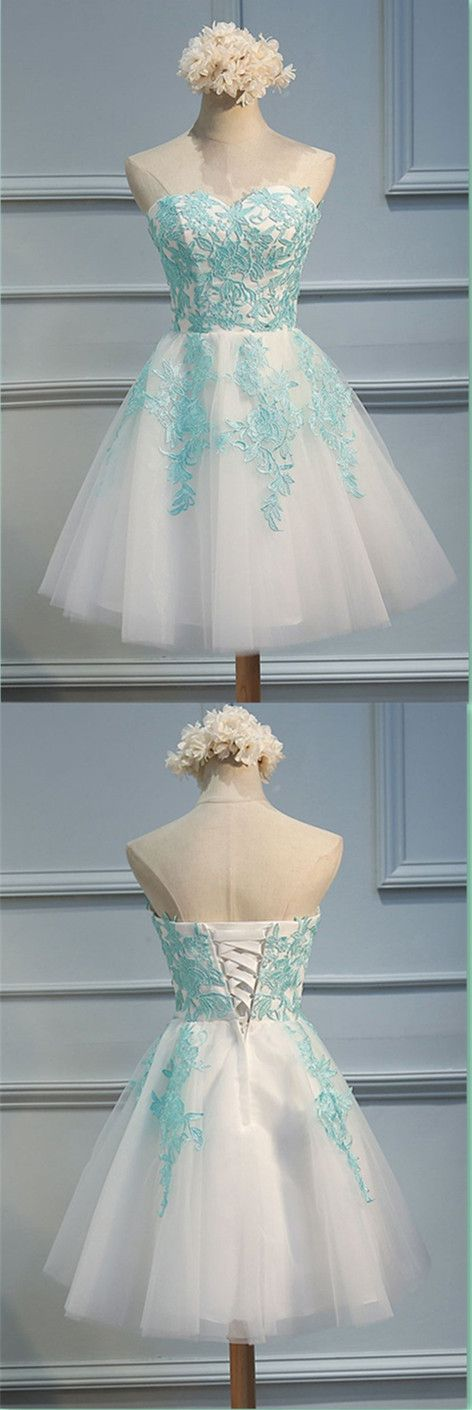 Sweetheart Homecoming Dresses,Pretty Party Dress,Charming Homecoming Dress,Graduation Dress,Homecoming Dress,Short Prom Dress