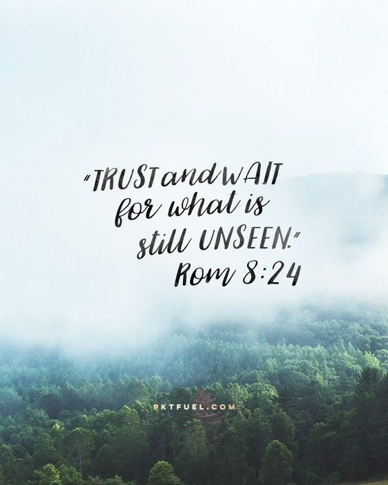 Trust is a tough one. It takes a long time to build and can be lost in a single moment. It's risky. It's uncertain (hence its nature…). We could lose a lot, maybe even everything.