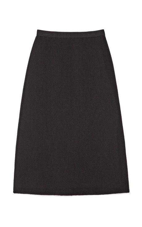 Shop Jannah Popcorn Stitch Skirt by Calvin Klein Collection Now Available on Moda Operandi