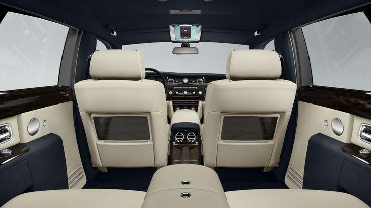 Rolls Royce Phamtom intérieur 3