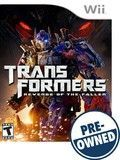 Transformers: Revenge of the Fallen — PRE-Owned - Nintendo Wii