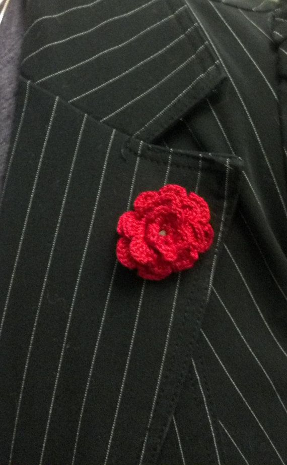 17 Best images about Boutonnieres and Corsages Crochet on ...