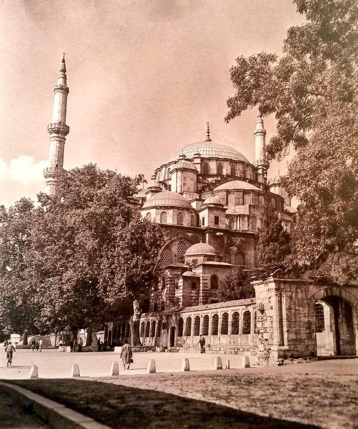 Fatih  Camii 1970 'ler