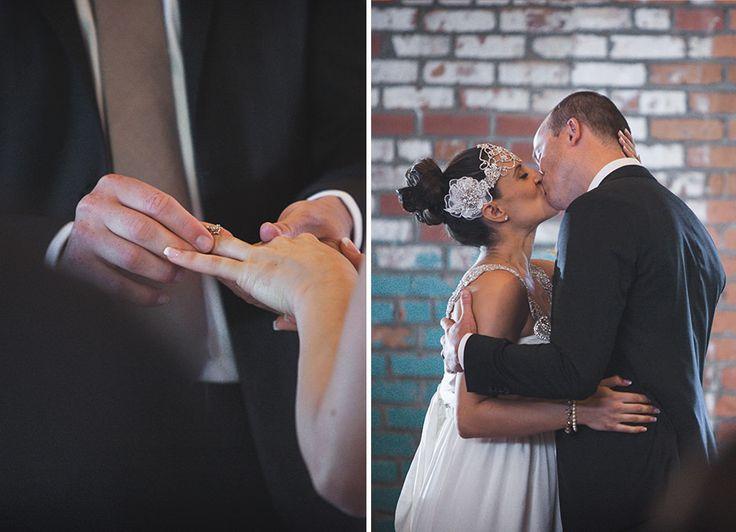 Wedding at the Laurel Packinghouse in Kelowna