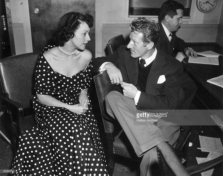 Kay Starr with Danny Kaye